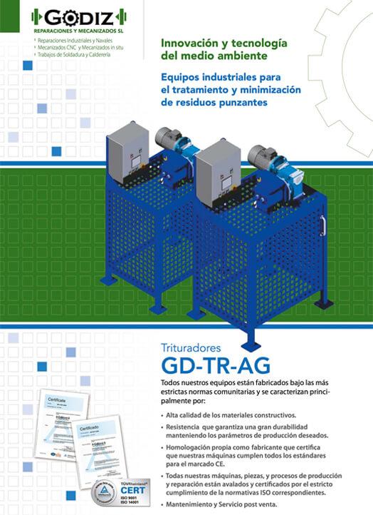 Trituradores GD-TR-AG